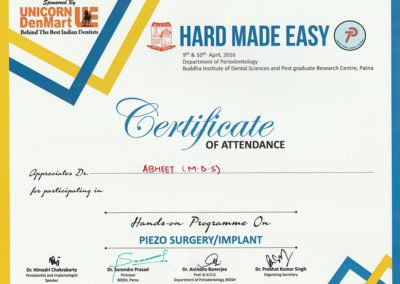 Certificate-for-Hands-on-programme-on-pizeo-surgery-and-implants